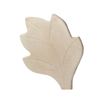 Meadow View Leaf Stepping Stone 580 x 400mm