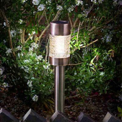 Smart Garden 5L Solar Martello Antique Copper Stake Light