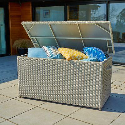 ENJOi Eden Pebble Large Cushion Box
