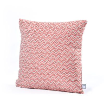 Extreme Lounging Red Polines Outdoor Cushion