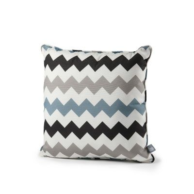 Extreme Lounging Chevron Outdoor Cushion
