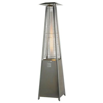 13kW Stainless Steel Gas Patio Flame Tower