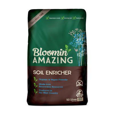 Bloomin Amazing 3 in 1 Soil Enricher 50L