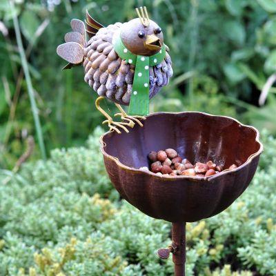 Honey & Wild - Green Jay Bird Feeder