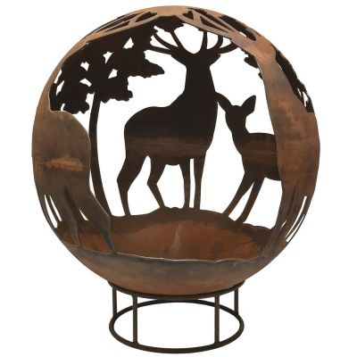 ENJOi Fireball Stag & Deer 90cm