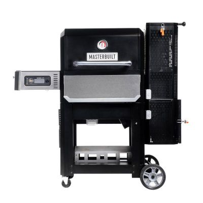 Masterbuilt Gravity Series 800 Digital Charcoal Grill & Smoker with Griddle