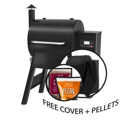 Traeger Pro 575  & Free Cover