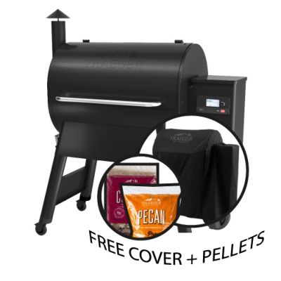Traeger Pro 780 & Free Cover