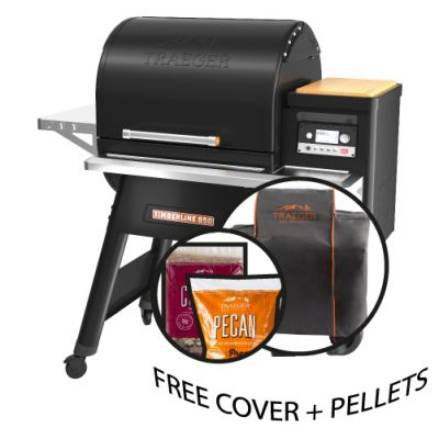 Traeger Timberline D2 850 & Free Cover