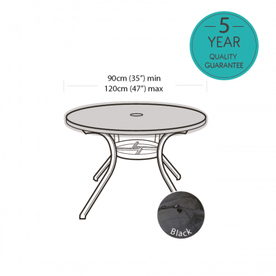 ENJOi 4/6 Seater Round Table Top Cover