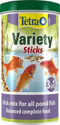Tetra Pond Variety Sticks 150g