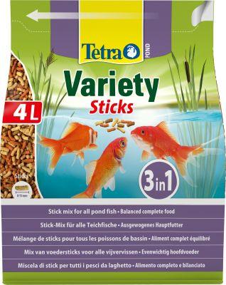 Tetra Pond Variety Sticks 600g
