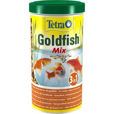 Tetra Pond Goldfish Mix 140g