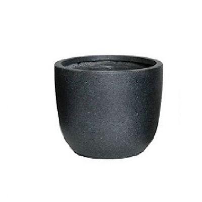 Granito Egg Anthracite Pot