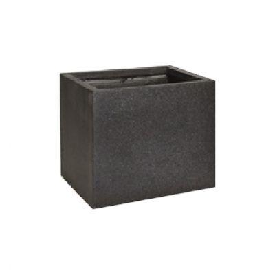Granito Cubi Anthracite Pot