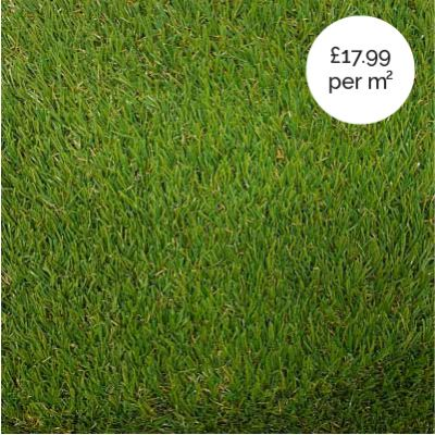 Artificial Grass Silver Standard