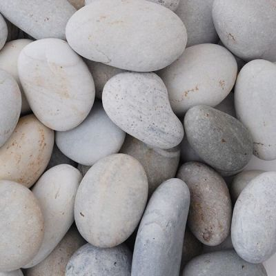 Meadow View Duck Egg Cobbles 50 100mm
