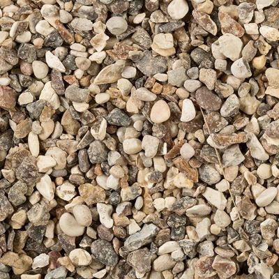 Meadow View Shingle Beach  Chippings 10mm