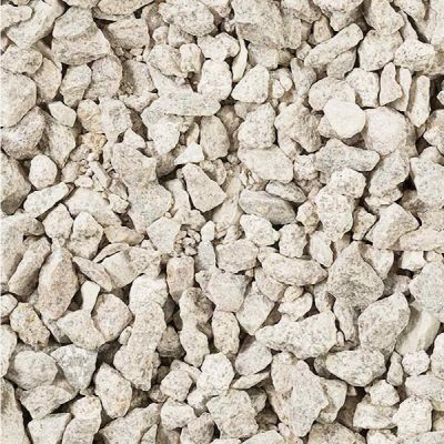 Meadow View Silver Ice Chippings 20mm