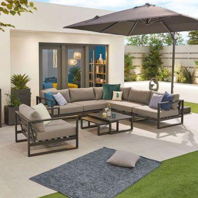 NOVA Alessandria Corner Sofa Set