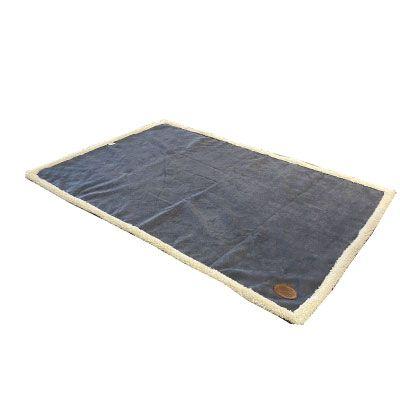 Snug & Cosy Novara Blanket Grey