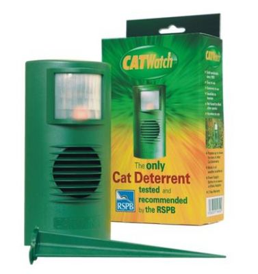 Cat Watch Cat Deterrent