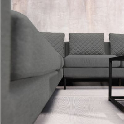 Westminster Arctic Lounge Corner Set