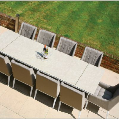 Westminster Ocean/Air Extending 12 Seat Dining Set