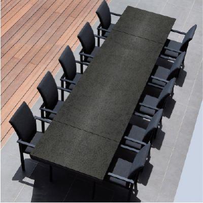Westminster Ocean/Edge Extending 12 Seat Dining Set
