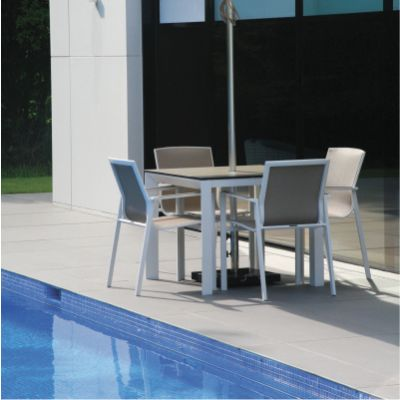 Westminster Ocean Four Seat Square Dining Set