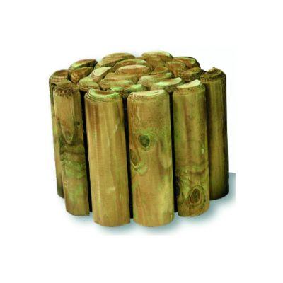 Zest 4 Leisure Wooden Log Roll 180cm