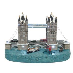 Micro LED Tower Bridge Scene