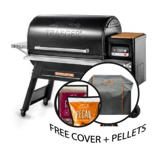 Traeger Timberline D2 1300 & Free Cover