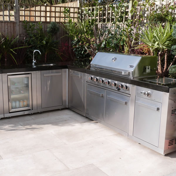 Outdoor Cooking all year round