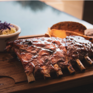 Baby Back Pork Ribs that leave you drooling