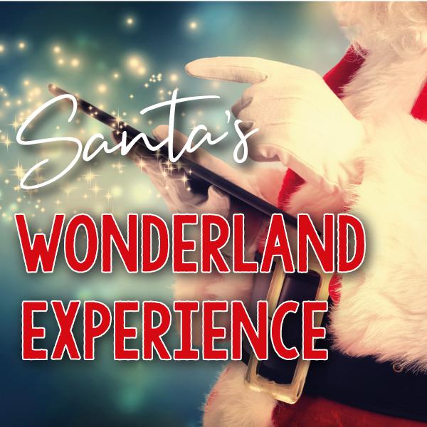Santa's Christmas Wonderland 2020 – SEND Sessions