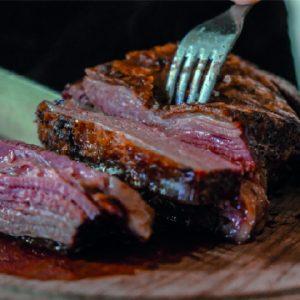 Hill House Farm Cooking Demonstration - Steak